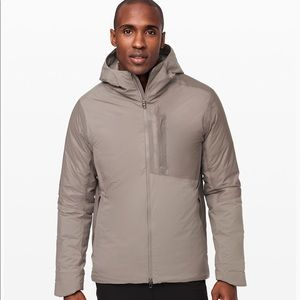 Nwt mens lululemon pinnacle warmth jacket